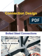 Introduction to Connection Design for Steel Structures