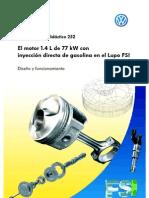 252 Motor 1.4 Inyeccion Directa