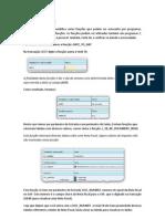 ABAP Intermediário