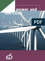 Wind Power CDM