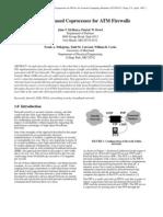 An FPGA-Based Coprocessor for ATM Firewalls