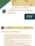 Groupe Ariel Cross Border Preguntas Del Caso