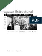 _Ajuste Estructural Por Tomas E. Rodriguez a.