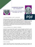 Constitucion Anderson