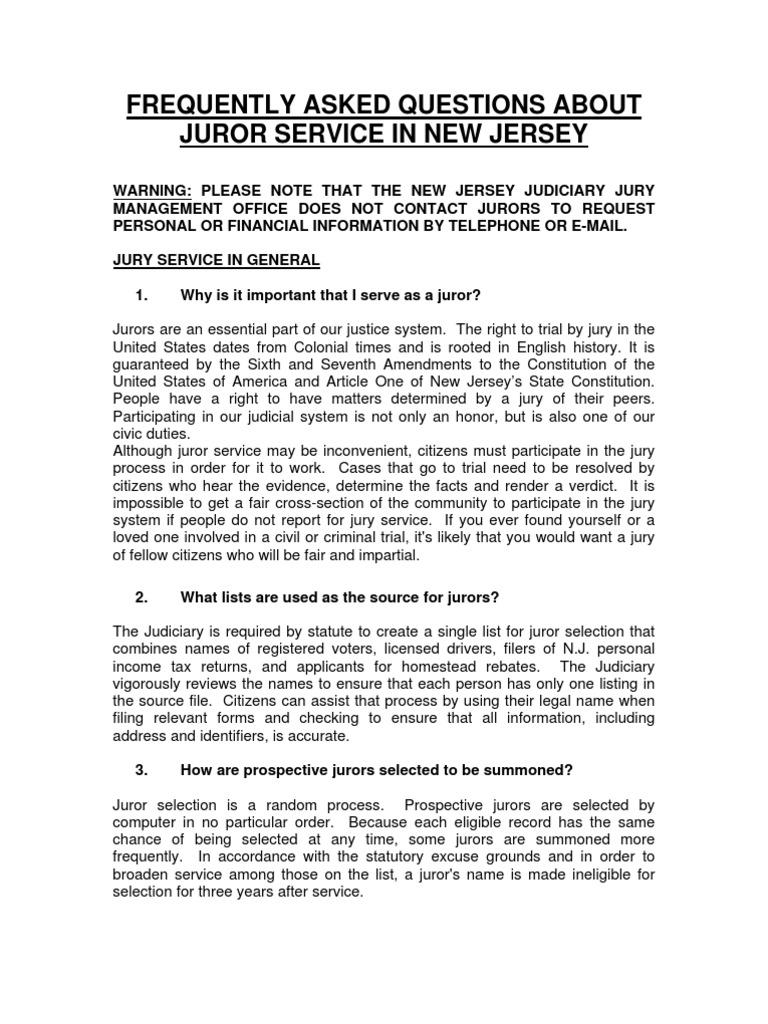 Juryfqa Jury Trial Grand Jury