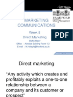 L8adirect Marketing And Internet