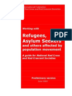 Working with Refugees, Asylum Seekers and Others Affected by Population Movement