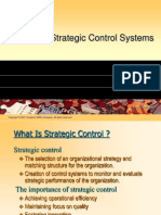Designing Strategic Control System (3)