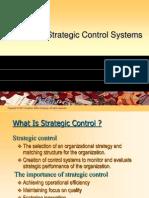 Designing Strategic Control System (3)