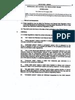PNGRB Regulations