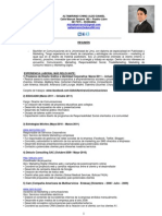 Aldo Altamirano - Comunicador - Marketing