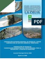 9054 Plan Gestion Riesgo La Celia 2009