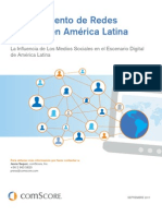 Latin America Social Media Study 2011