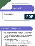 SODA D´ANNA Presentacion