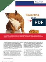 Rewarding Your Top Talent - Talent Management Handbook Chapter - February 2011