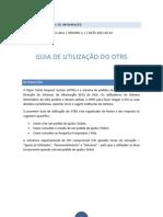 Otrs Manual