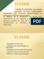 EXPOSICION DE FORMULACION