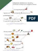 Frases Para Trabajar El Fonema _Z