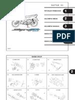 Katalog Mesin Supra Fit New