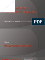 Territorialidad de Navarra