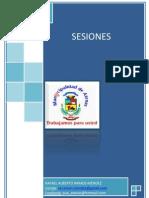 ALBERTO RAMOS MÉNDEZ, sesiones