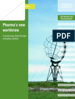 Pharmas New Worldview