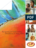 Recognizing and Understanding Schizophrenia in Young Adults