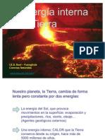 La Energia Interna de La Tierra Ies Suel