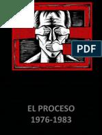 Clase PRACTICA Nº 11 El proceso 1976-1983