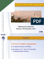 ZTE CDMA Principles