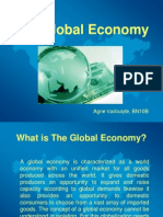 The Global Economy( Naujas)