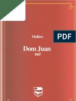 2660555 Dom Juan Moliere
