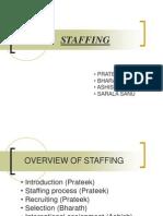 Staffing Seminar