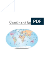 Continental Facts
