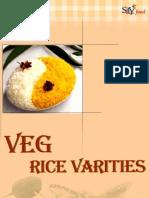 Vegetarian Rice Dishes