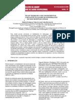TL-30 Acidentes Perfurocortantes