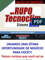Grupo tecnoclim - Apresentação do Negócio app