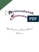 Never Winter Grimoire v2.01