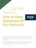 Stopping Fake Antivirus