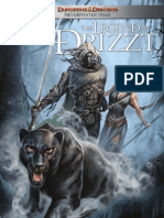 Dungeons & Dragons Drizzt #3 Preview
