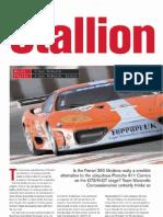 Stallion Job - Ferrari 360 Modena GT [Racecar Engineering | July 2003]