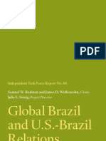 Global Brazil and U.S.-Brazil Relations