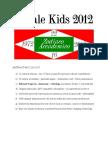 Dolphin Kids 2012