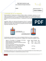 Factor de Conversión gas lp