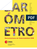 Barometro Iberoamericano 2008