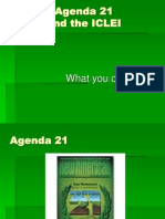Agenda 21 presentation by Hal Shurtleff, Regional Field Director of The John Birch Society