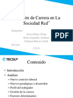 Ensayo-Gestion de Carrera en La Sociedad Red