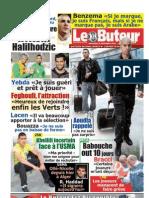 LE BUTEUR PDF du 09/11/2011