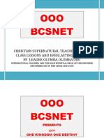 BCSNETUNITY