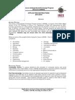 2012-2013 UGRAD - Kosovo Application Instructions (1)